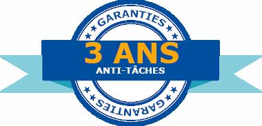 garantie anti-tâche frise