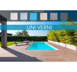 liner uni verni 75/100e pour piscine