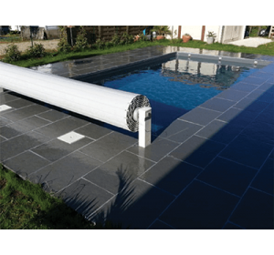 volet roulant piscine hors sol motorisé