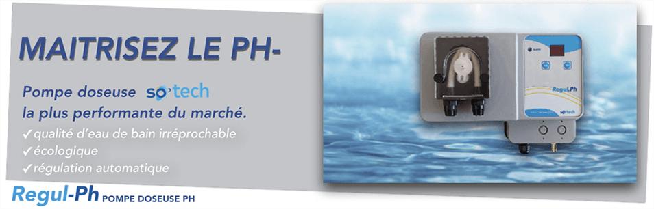 pompe doseuse ph pour piscine