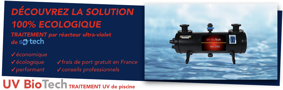 traitement UV pour piscine